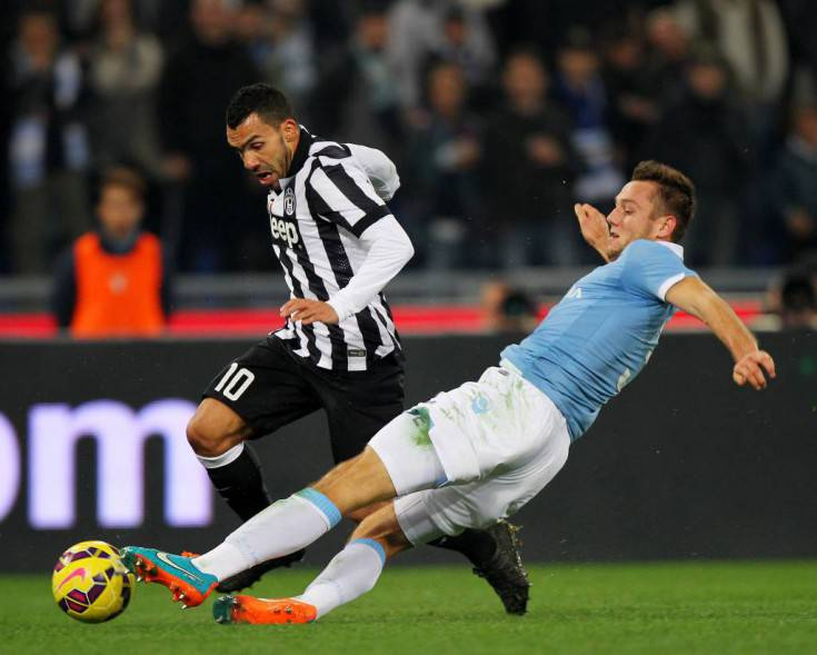 Carlos Tevez - Getty Images