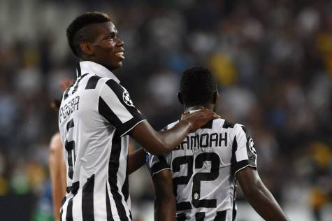 Kwadwo Asamoah - Getty Images