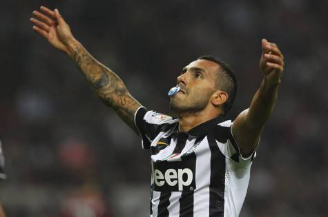 Carlos Tevez (getty images)
