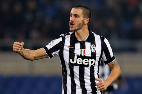 Leonardo Bonucci - Getty Images