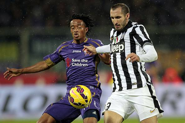 Fiorentina-Juventus (getty images)