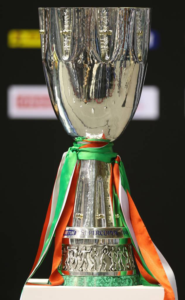 Supercoppa Italiana (getty images)