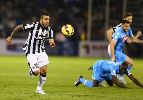 Juventus-Napoli (getty images)