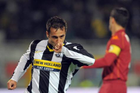 Marco Marchionni in maglia Juventus (getty images)