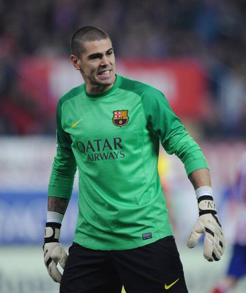 Victor Valdes - Getty Images