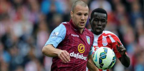 Ron Vlaar - Getty Images