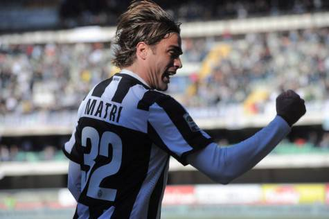 Alessandro Matri - Getty Images