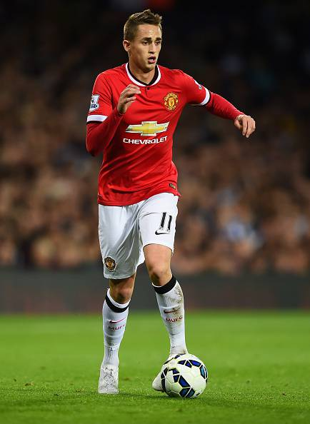 Adnan Januzaj (getty images)