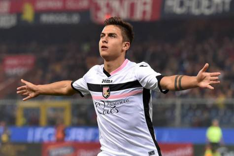 Paulo Dybala - Getty Images