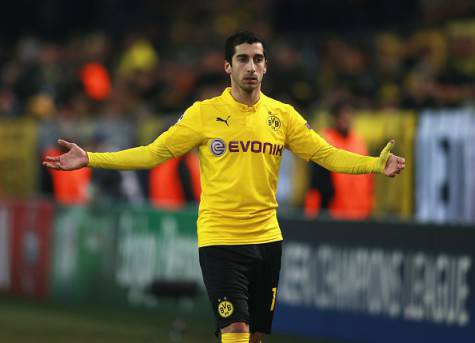 Henrikh Mkhitaryan (getty images)