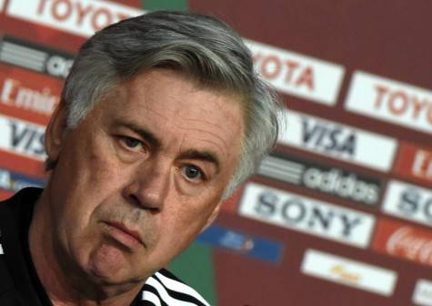 Ancelotti Juventus