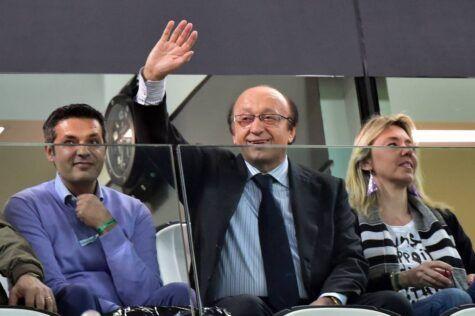Moggi Juventus Lukaku