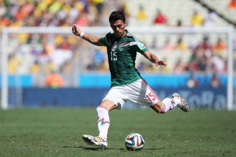 Hector Moreno - Getty Images
