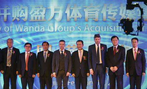 Wanda Group (getty images)