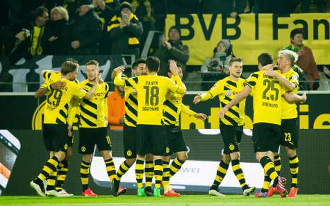 Borussia Dortmund (getty images)
