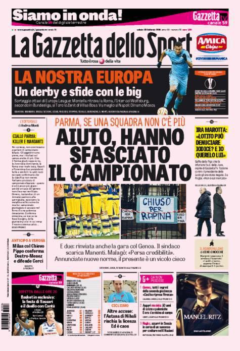 Gazzetta dello Sport
