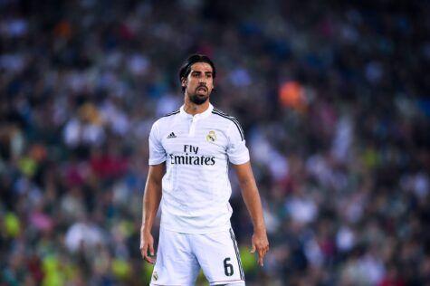 Sami Khedira (Photo by David Ramos/Getty Images)