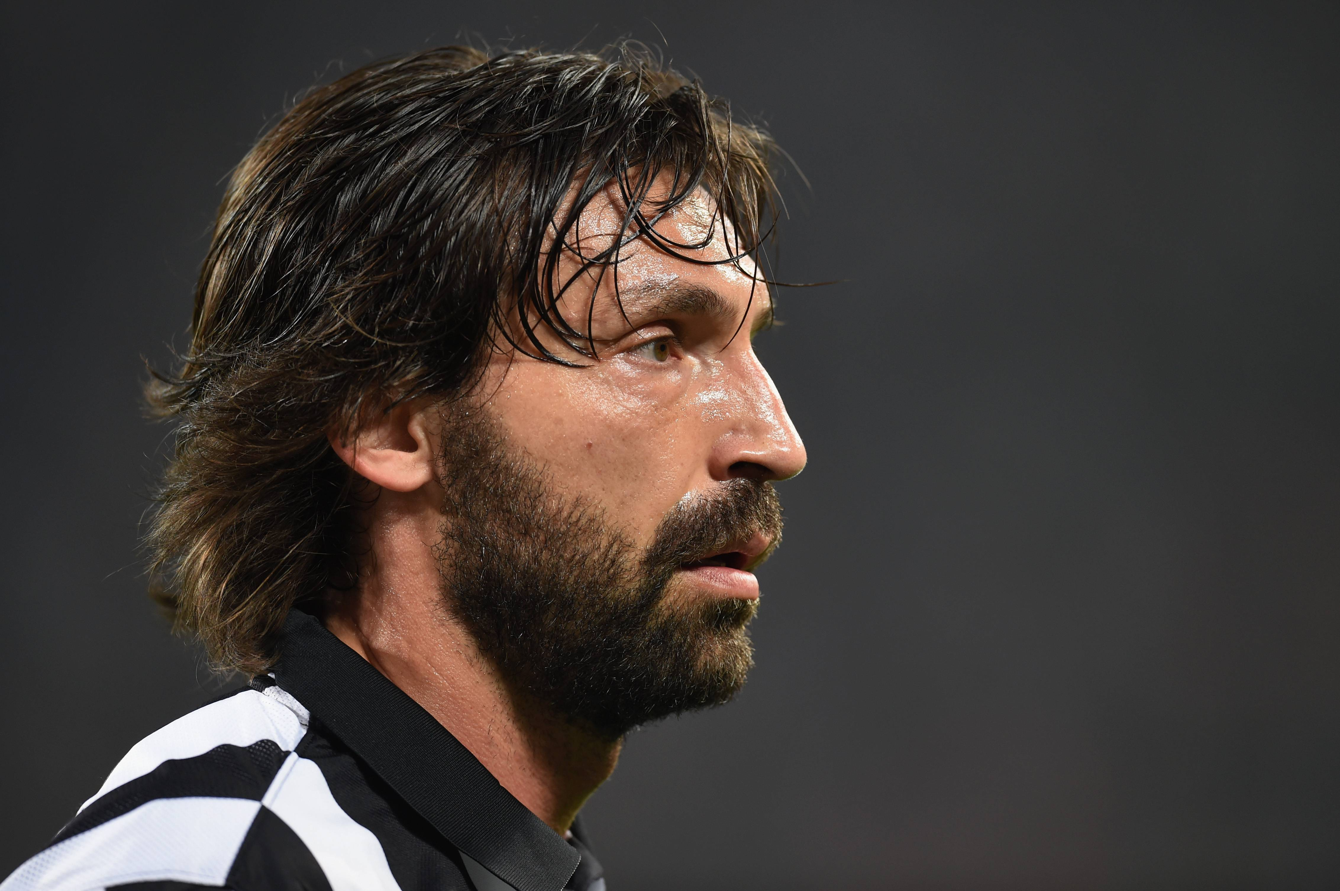 Andrea Pirlo (Photo by Michael Regan/Getty Images)
