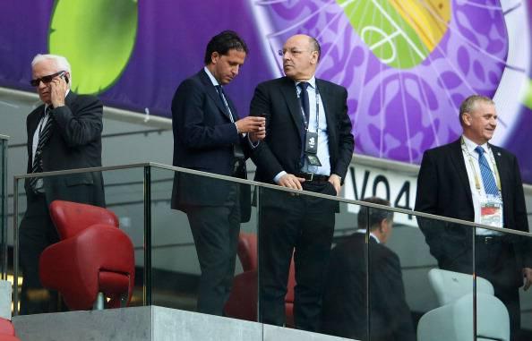 Calciomercato Juve Meyer Bernard Hernandez Parametro Zero Marotta Paratici