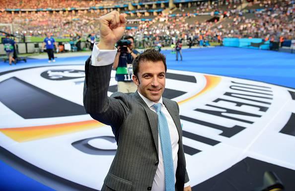 Juventus - Del Piero, parole a sorpresa per Bernardeschi:
