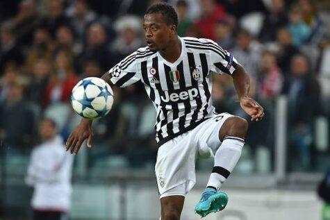 Juventus-Lione, Evra: