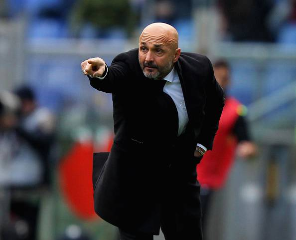 Inter, Spalletti: ''Umili e convinti, possiamo battere la Juve''