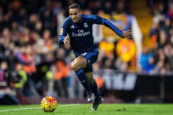 Danilo da Silva col Real Madrid ©Getty Images