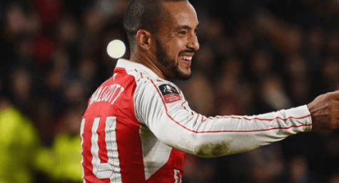 Theo Walcott ©Getty Images