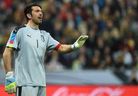 Germania-Italia, Buffon:
