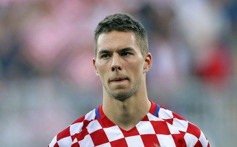 Marko Pjaca (Photo credit should read STR/AFP/Getty Images)