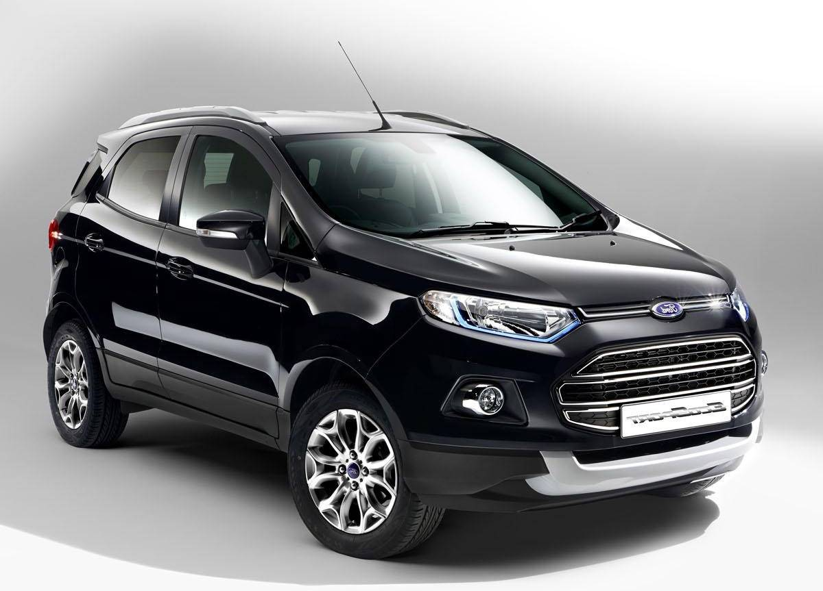 ford ecosport 2016 un suv dalle grandi prestazioni. Black Bedroom Furniture Sets. Home Design Ideas