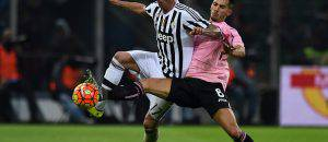 Palermo-Juventus ©Getty Images