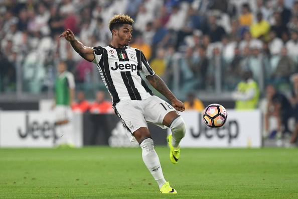 Mario Lemina in azione con la Juventus ©Getty Images