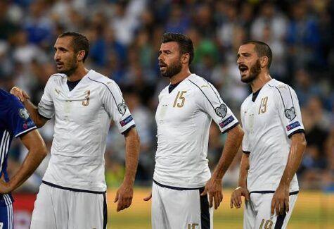 Italia, stasera l'andata del playoff contro la Svezia. Ventura: