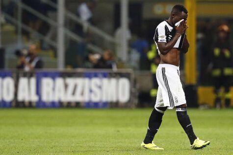 Kwadwo Asamoah con la Juventus ©Getty Images