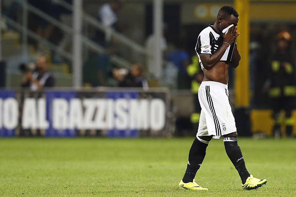 Kwadwo Asamoah con la Juventus ©Getty Images