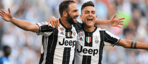 Higuain e Dybala ©Getty Images