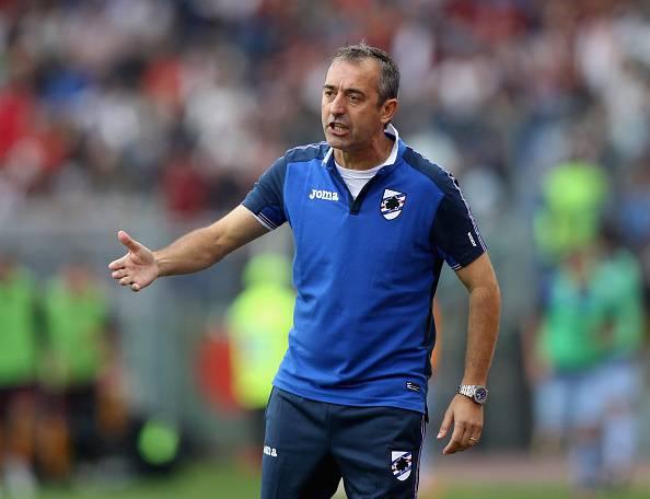 Juve-Sampdoria Giampaolo