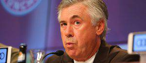 Carlo Ancelotti (Photo by Thomas Niedermueller/Bundesliga/DFL via Getty Images )