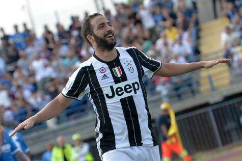 Champions League, Juventus-Dinamo Zagabria 2-0: il ritorno di Higuain e Dybala
