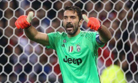 Juventus-Roma, Buffon: