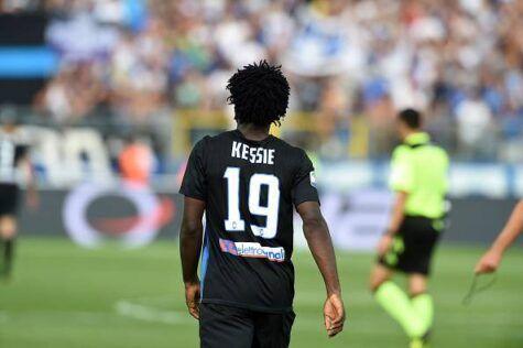 Rai - Il Napoli spinge per Kessié, possibile uno sforzo già a gennaio