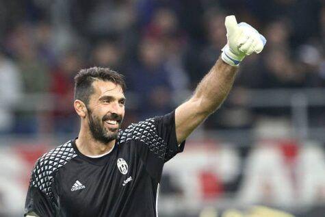 Buffon, Inter ora meglio di Real e Barca