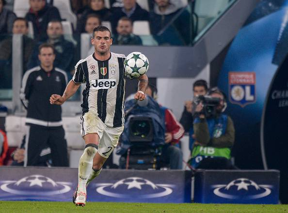 Stefano Sturaro in campo ©Getty Images