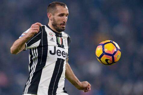 Infermeria Juventus - Chiellini a rischio Porto, anche Pjanic non si è