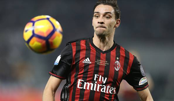Mattia De Sciglio al Milan ©Getty Images