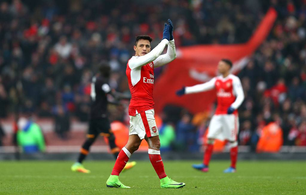 Alexis Sanchez ©Getty Images