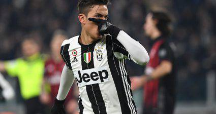 Paulo Dybala ©Getty Images