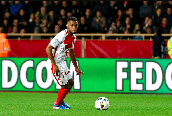 Thomas Lemar col Monaco ©Getty