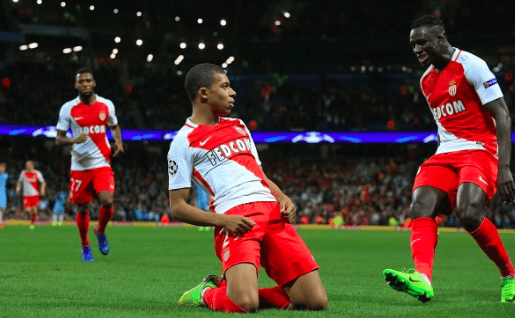Mbappe esulta ©Getty Images